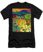Last Dance Of The Day Men's T-Shirt (Athletic Fit)