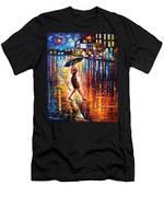 Late Return Men's T-Shirt (Athletic Fit)