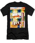 Laundry Day Men's T-Shirt (Athletic Fit)