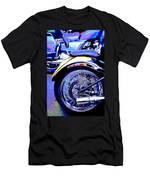 Lavender Run Men's T-Shirt (Athletic Fit)