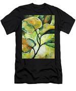Leaves2 Men's T-Shirt (Athletic Fit)