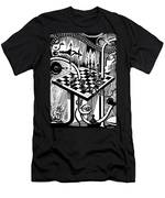 Life Game Men's T-Shirt (Athletic Fit)