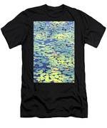 Light On Lily Pads Men's T-Shirt (Athletic Fit)