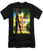 Lincoln Theatre - Sobe Men's T-Shirt (Athletic Fit)