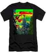 Look Into The Future 2 Men's T-Shirt (Athletic Fit)