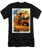 Louisiana Sugar Cane Poster 2012 Men's T-Shirt (Athletic Fit)