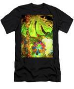 Lovely Leaves Men's T-Shirt (Athletic Fit)