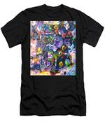 Lucky Nightshade  Men's T-Shirt (Athletic Fit)