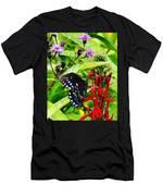Macro Nature Men's T-Shirt (Athletic Fit)