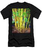 City Park Bamboo Grass Men's T-Shirt (Athletic Fit)