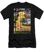 Mail Boxes Chavez Revine Men's T-Shirt (Athletic Fit)