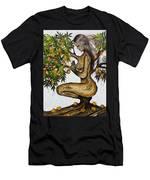 Mango Lady Men's T-Shirt (Athletic Fit)