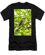 Mangrove Cuckoo Men's T-Shirt (Athletic Fit)