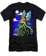 Marijuana Fairy Men's T-Shirt (Athletic Fit)