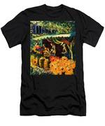 Market In Provence Men's T-Shirt (Athletic Fit)