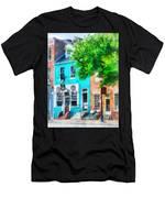 Maryland - Neighborhood Pub Fells Point Md Men's T-Shirt (Athletic Fit)