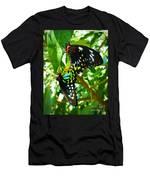 Mating Butterflies Men's T-Shirt (Athletic Fit)