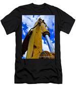 Mechanical Arm Men's T-Shirt (Athletic Fit)