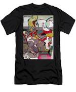 Medici Gardens Men's T-Shirt (Athletic Fit)