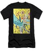 Metempshycosis Men's T-Shirt (Athletic Fit)