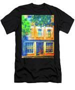 Micanopy Warehouse Men's T-Shirt (Athletic Fit)