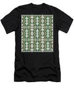 Mirror Image Of Acorns On An Oak Tree Men's T-Shirt (Athletic Fit)