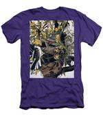 Mocking Birds And Rattlesnake Men's T-Shirt (Athletic Fit)