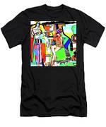 Modern City Unme Men's T-Shirt (Athletic Fit)