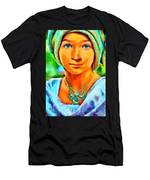 Mona Lisa Young - Pa Men's T-Shirt (Athletic Fit)