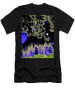 Moonlit High Country Men's T-Shirt (Athletic Fit)
