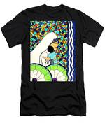 Mother Teressa Men's T-Shirt (Athletic Fit)