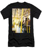My Lifetime, My Day, My Bus, My Prision Men's T-Shirt (Athletic Fit)