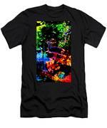 Neon Nature  Men's T-Shirt (Athletic Fit)