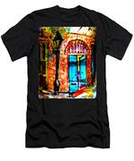 New Orleans French Quarter Men's T-Shirt (Athletic Fit)