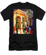 New Orleans Mystery Men's T-Shirt (Athletic Fit)