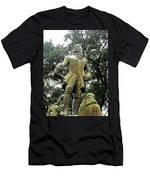 New Orleans Statues 1 Men's T-Shirt (Athletic Fit)