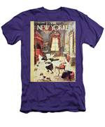 New Yorker March 1 1958 Men's T-Shirt (Athletic Fit)