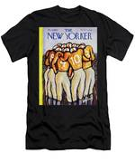 New Yorker October 25 1958 Men's T-Shirt (Athletic Fit)