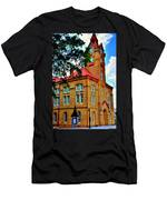 Newberry S C Opera House 2 Men's T-Shirt (Athletic Fit)