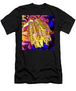 Night Bloom Men's T-Shirt (Athletic Fit)