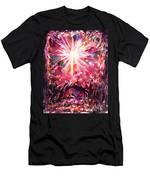 Night In Bethlehem Men's T-Shirt (Athletic Fit)