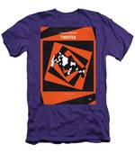 No560 My Twister Minimal Movie Poster Men's T-Shirt (Athletic Fit)