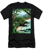 North Coast Tobago Men's T-Shirt (Athletic Fit)