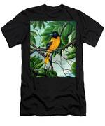 Northern Oriole Men's T-Shirt (Athletic Fit)