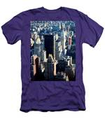 Nyc 2 Men's T-Shirt (Athletic Fit)