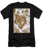 Ocean Sea Abstract Men's T-Shirt (Athletic Fit)