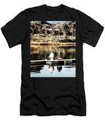 Old Friends Fishing Men's T-Shirt (Athletic Fit)
