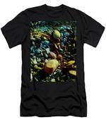 On The Shores Of My Imagination Men's T-Shirt (Athletic Fit)