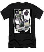 Op Goes The Needle Men's T-Shirt (Athletic Fit)