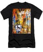 Orchid 5 Men's T-Shirt (Athletic Fit)